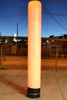 Orange Led Pillar