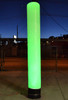 Green Led Pillar