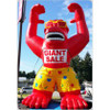 Red Gorilla Inflatable