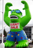 Giant green gorilla giant sale
