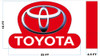 Giant Inflatable Toyota Logo - 15ft Tall