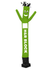This dynamically dancing inflatable advertising air dancer product will promote your H&R Block Tax Preparation store like no other product