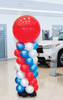 Indoor Balloon Tower Kit 7ft Display
