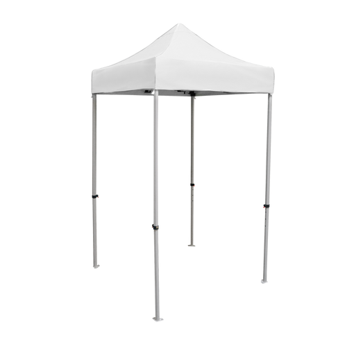 5ft x 5ft Pop Up Tent Canopy Complete Set White  sc 1 st  Go Big Advertising & 5ft Small Pop Up Tents