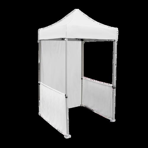 Plain White - Back Walls & Side Walls - 5'x 5'