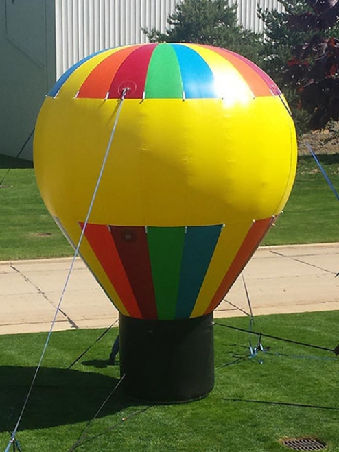 25ft Hot Air Balloon Shape