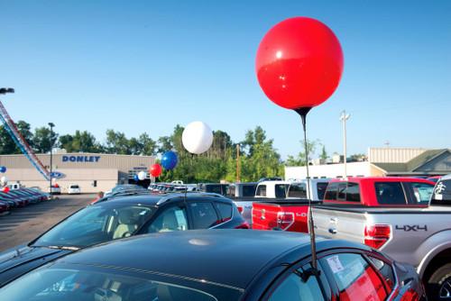 17'' Reusable Balloon Window Kit