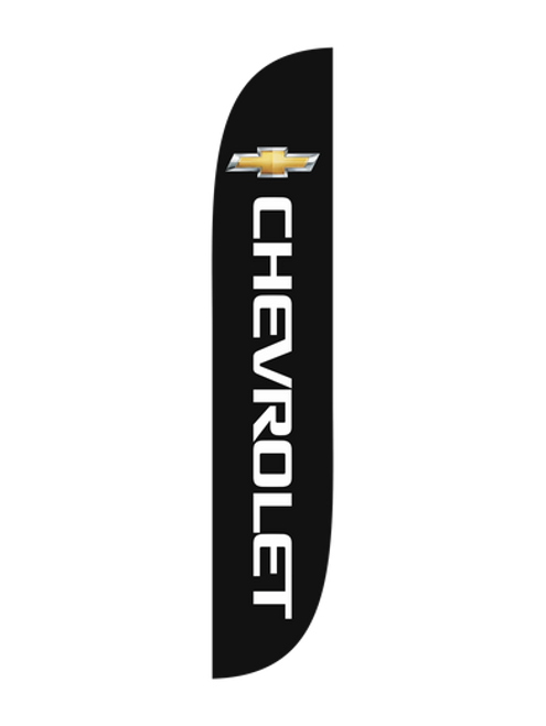12ft Chevrolet Feather Flag