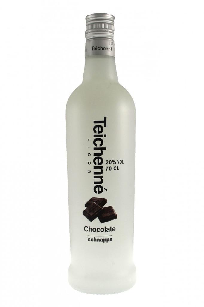 Teichenne Chocolate Schnapps.