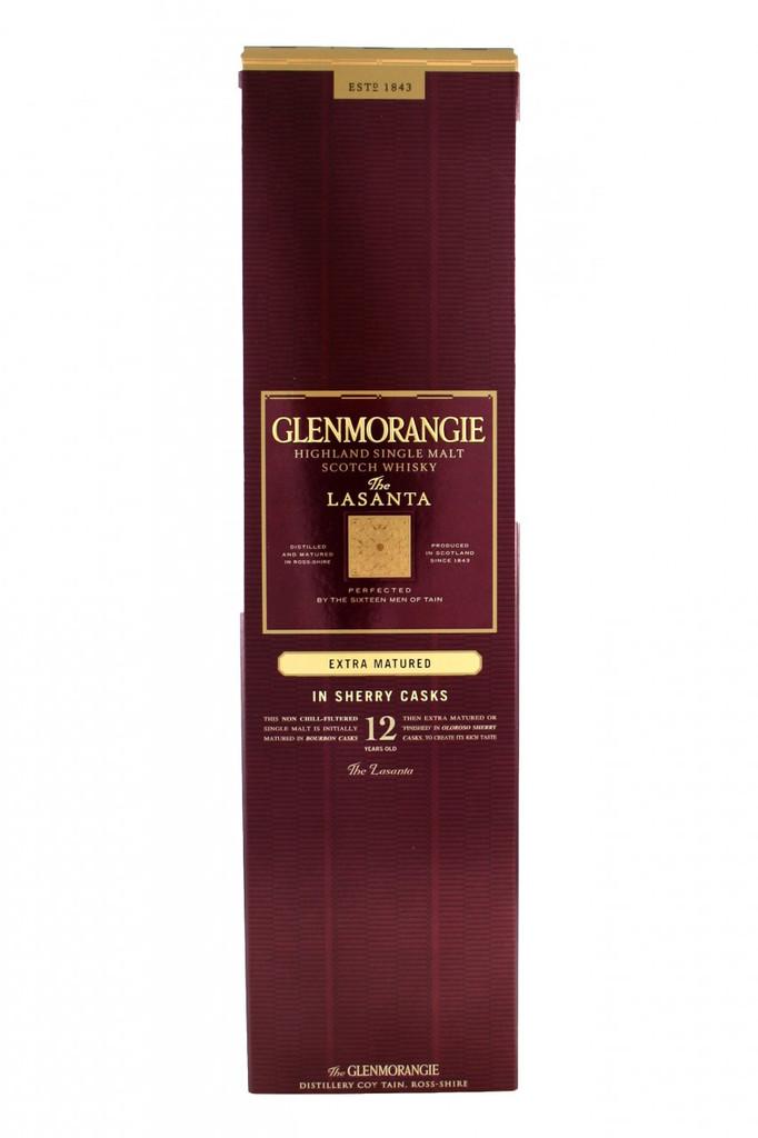 Glenorangie Lasanta Box