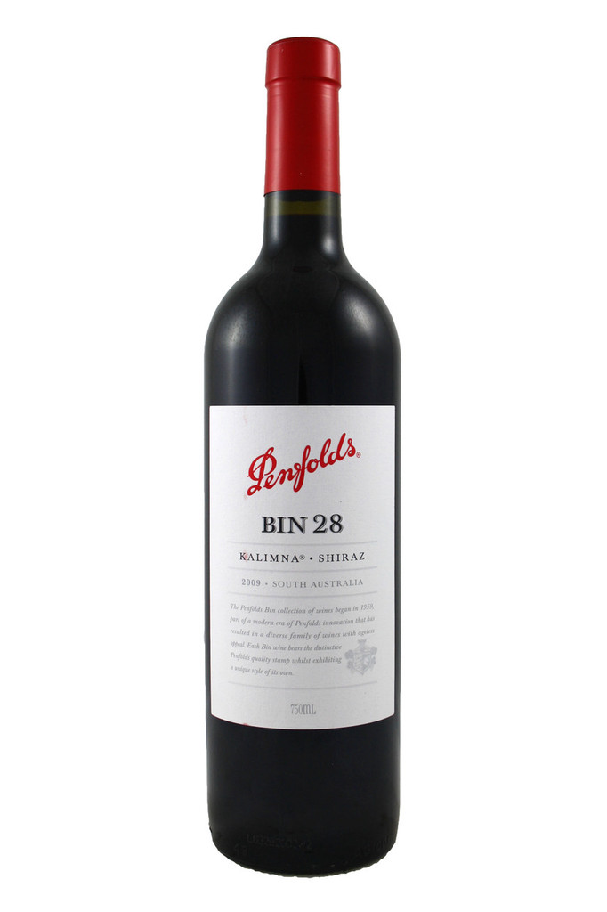 A blend of Shiraz from selected South Australian vineyards, including the renowned Penfolds Kalimna vineyards. This full-flavoured, classic Shiraz spends at least a year maturing in older American oak to achieve a balance of ripe, spicy fruit, toasty oak and velvety soft tannins.