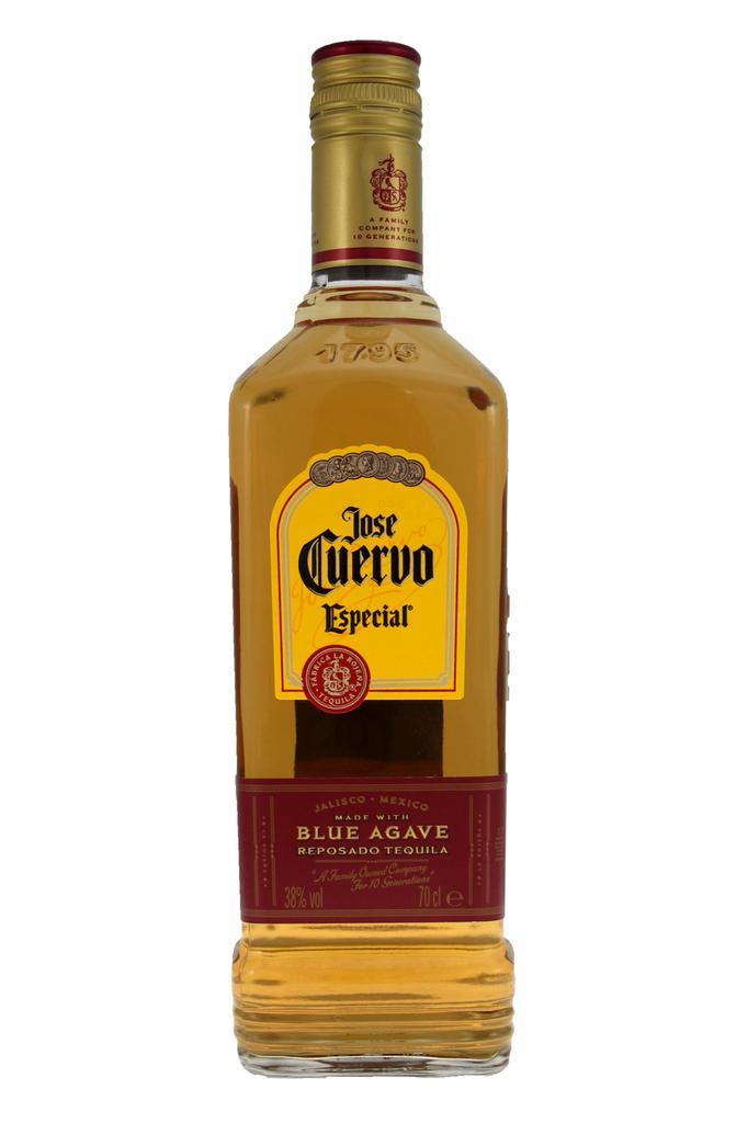 Tequila Gold Jose Cuervo