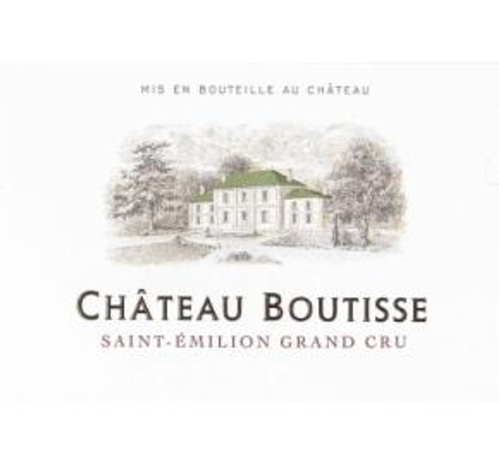 Chateau Boutisse 2009