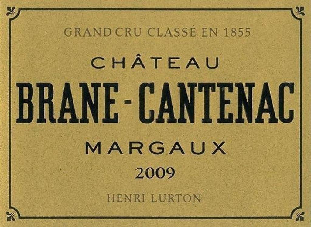 Chateau Brane Cantenac 2009