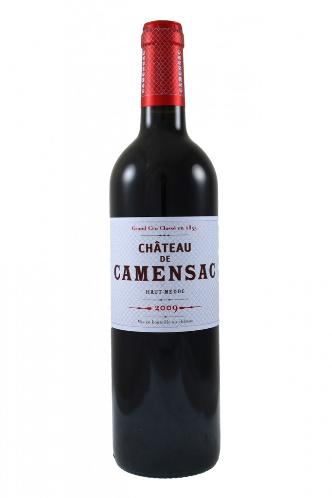 'Bags of blackcurrant fruit, integrated tannins will ensure a long life.