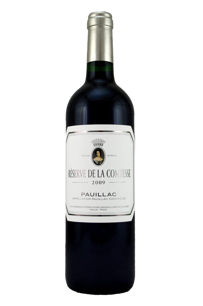 Full-bodied with silky tannins and a long finish