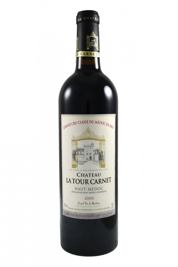 Château La Tour Carnet 2000