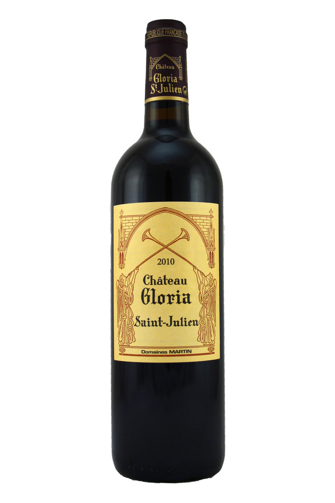 2010 Gloria may turn out to be the finest wine they have made since 1982