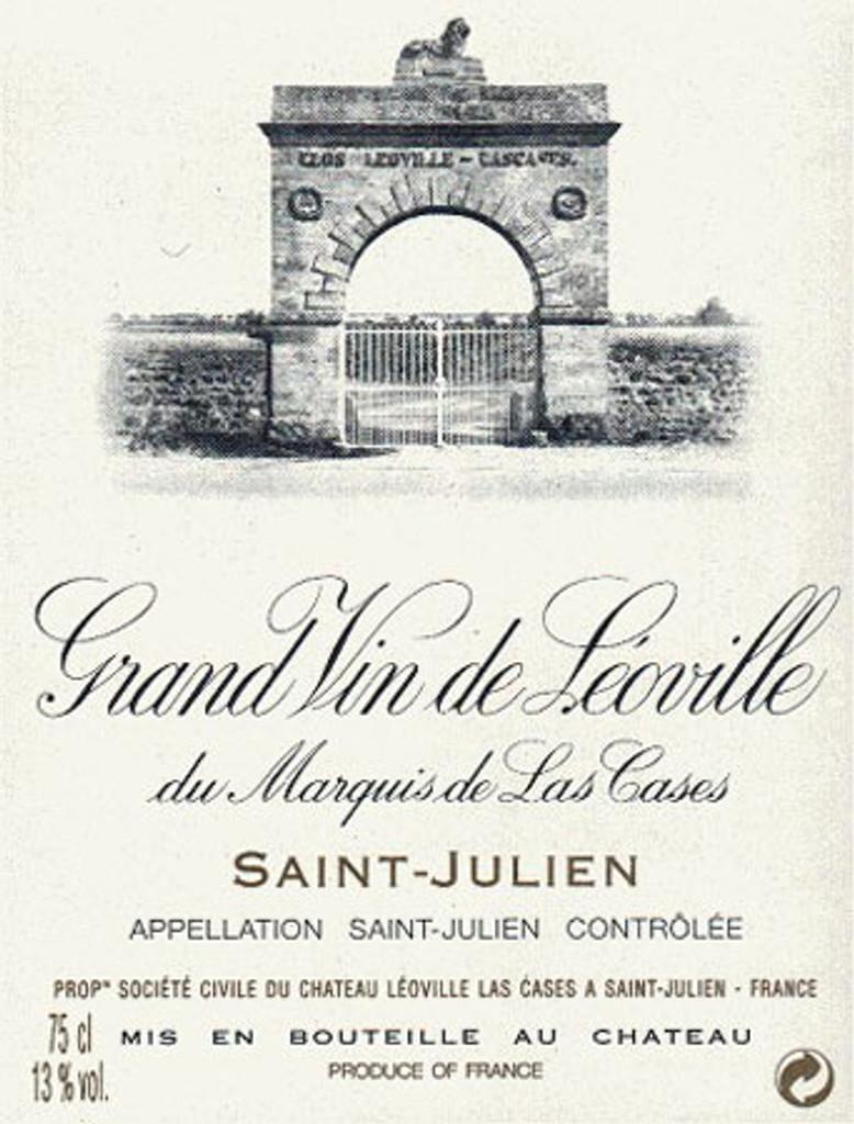 Chateau Leoville Las Cases 2010