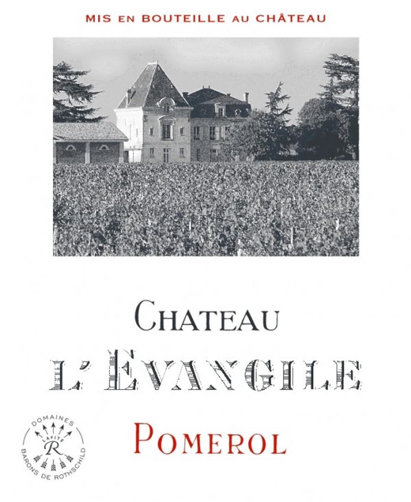 Chateau L'Evangile 2010