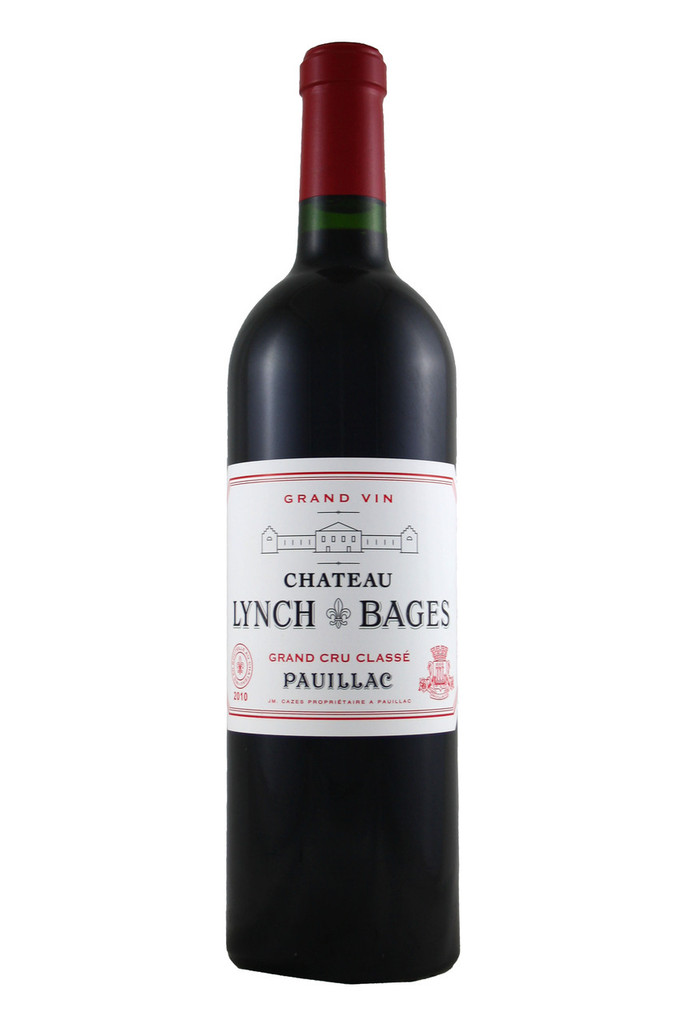 dense, seriously endowed, monstrous Lynch Bages