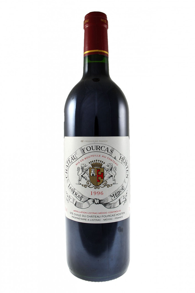 Chateau Fourcas Hosten Listrac Medoc 1996  Good colour, now fading to brown at the edge of the glass, lovely fruit, supported by some rounded tannins. ( Tasted september 2011 ).  Excellent value for an a well aged wine.