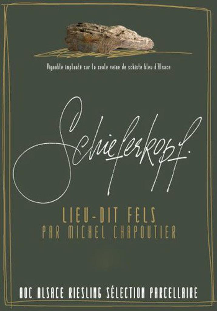 Lieu dit Fels Schieferkopf by Chapoutier 2012