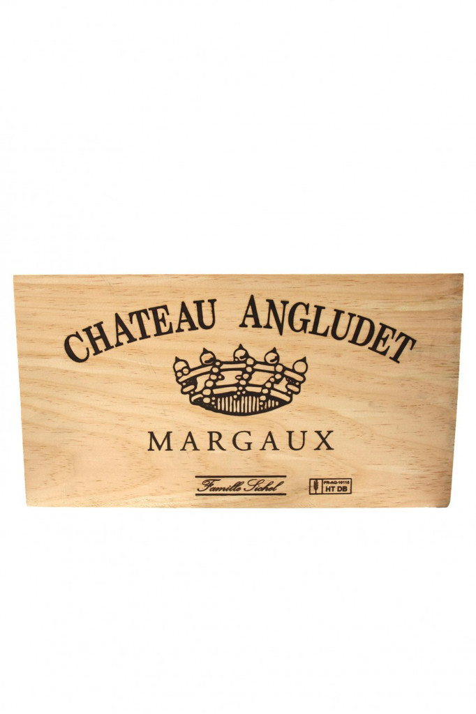 Chateau Angludet Box Ends