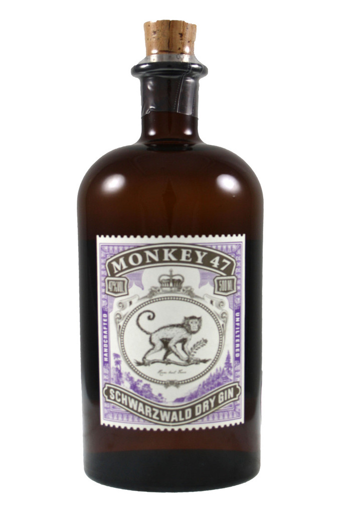 Monkey 47 is an ideal basis for both classics and more eccentric cocktails.