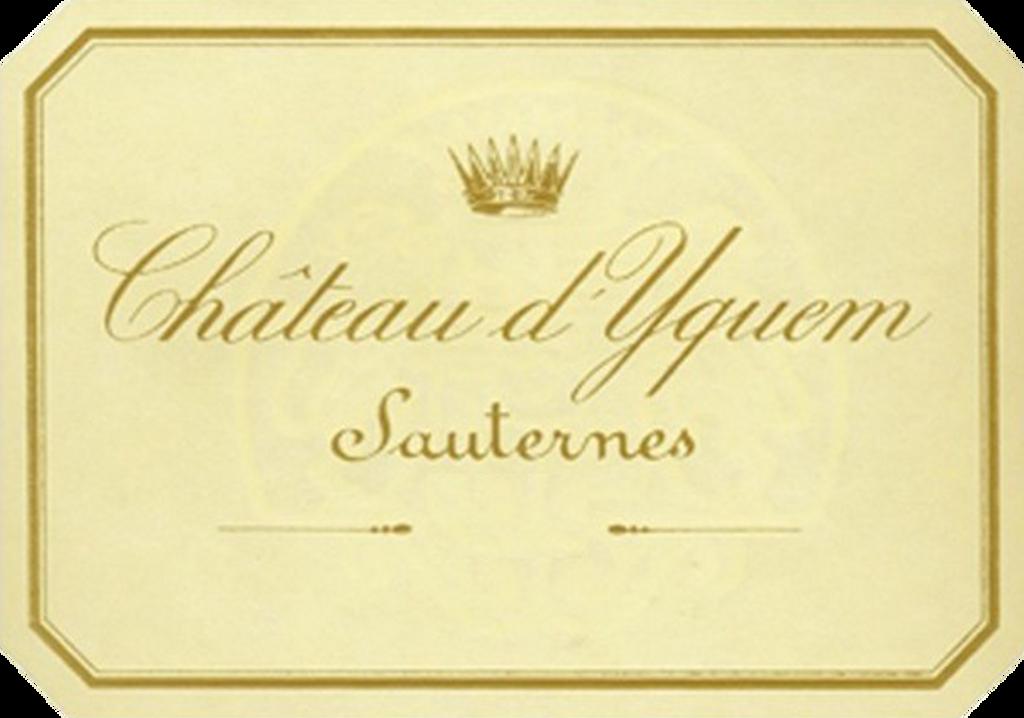 Chateau d Yquem 1986