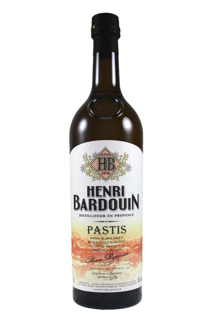 Henri Bardouin Pastis is the only pastis which can be served throughout a meal.