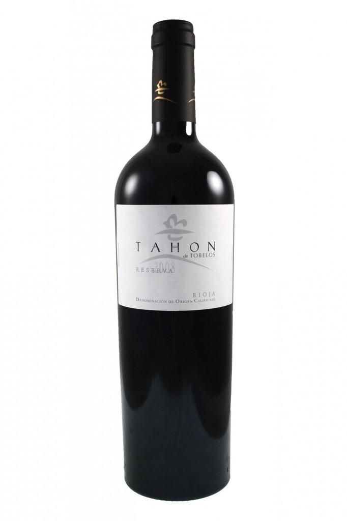 Tahon de Tobelos Reserva Rioja 2008
