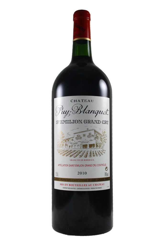 Rich damson and cherry with notes of cedar and tobacco