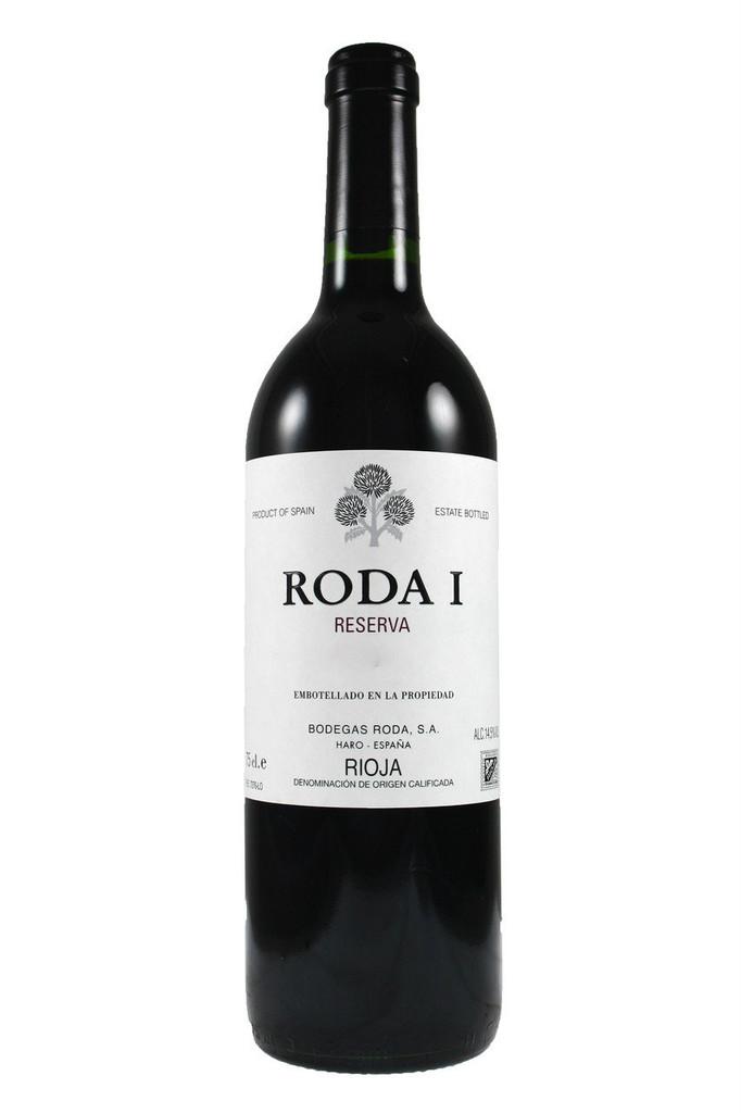 Roda I Reserva Rioja 2008