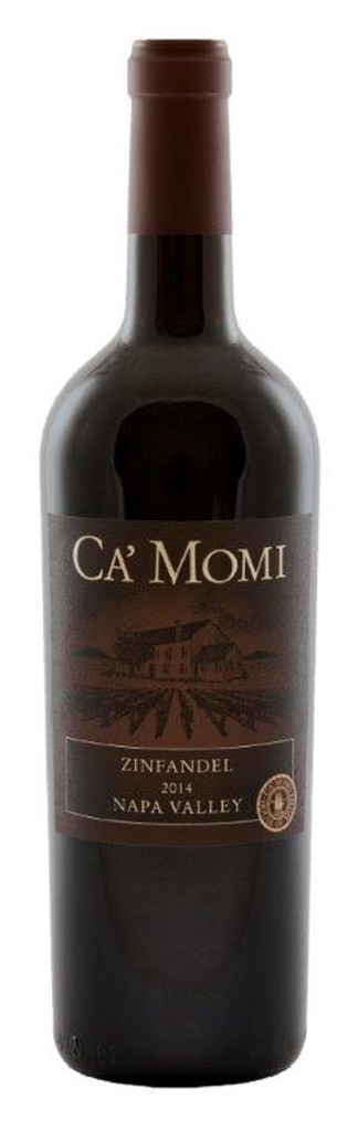 Aromas of raspberry syrup, maraschino cherry, and a long, rich finish of berries and spice.
