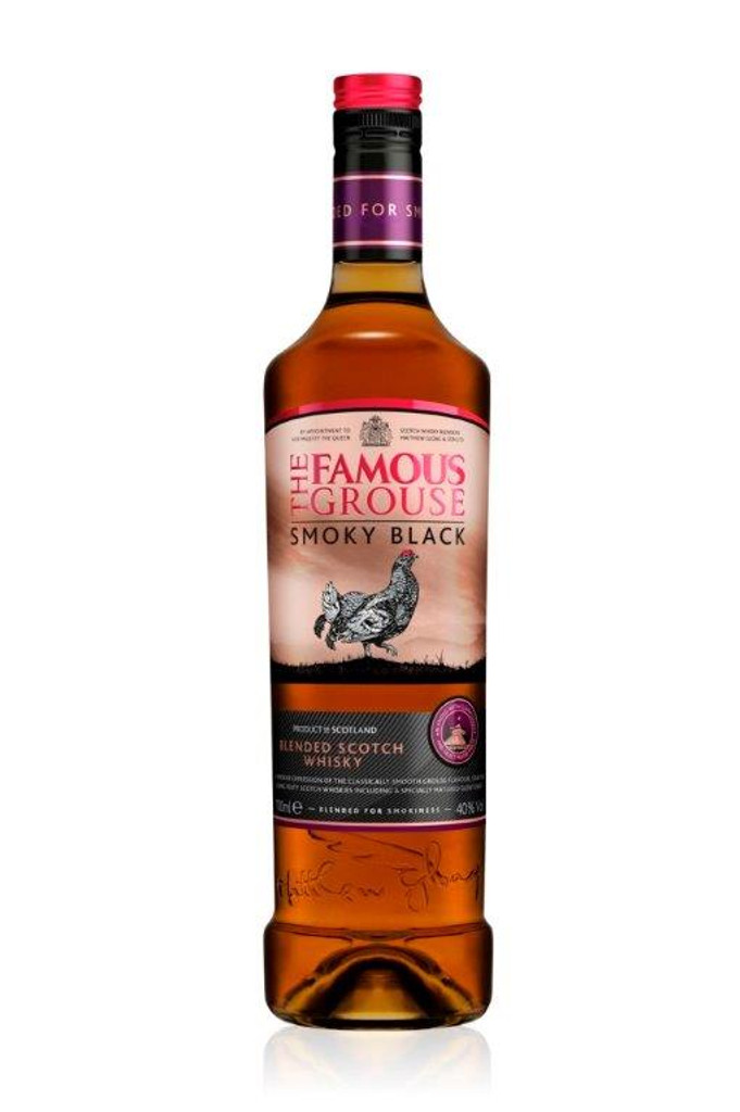 A long, lingering, aromatic spiciness with the Famous smoothness of The Famous Grouse.
