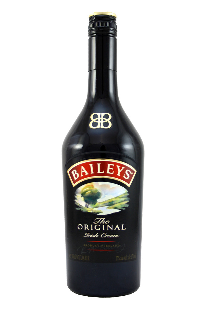Baileys is a natural marriage of fresh Irish cream, Irish whiskey and the finest of spirits. The world's No1 liqueur, best enjoyed in a large measure over ice.