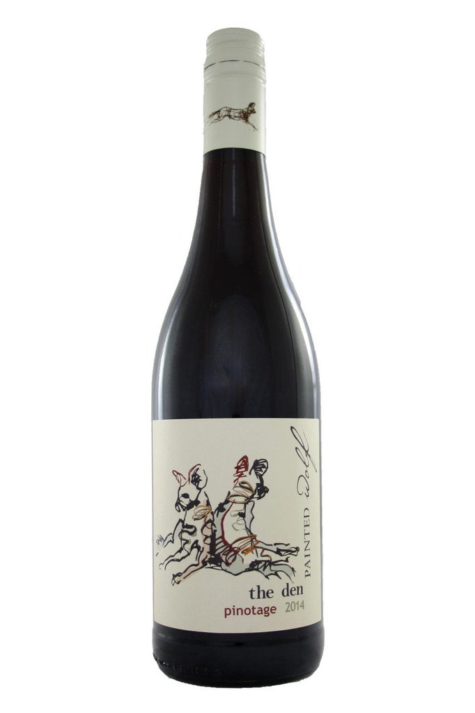 black summer berries, savory spice and toasty wood flavors