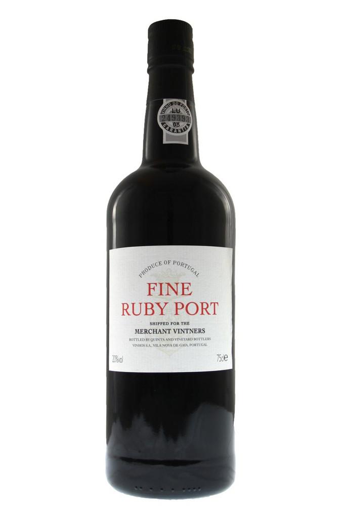 Merchant Vintners Fine Ruby Port