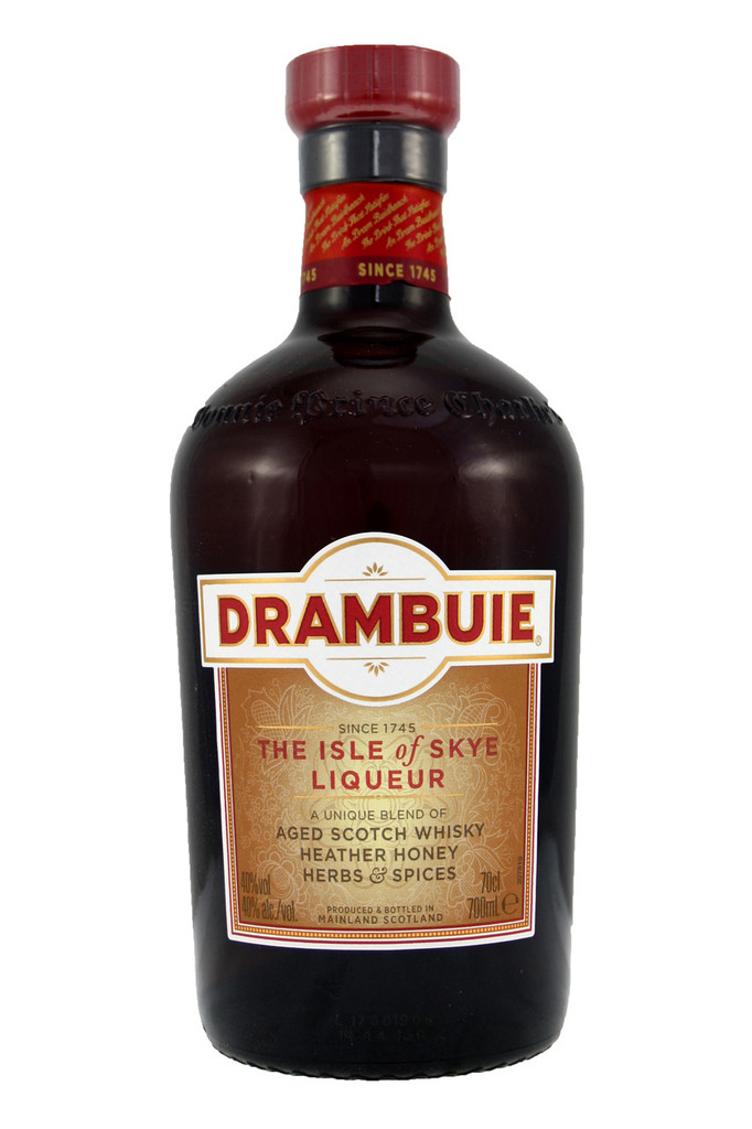 Drambuie's unique, complex taste lends itself perfectly to a wide range of refreshing serves.