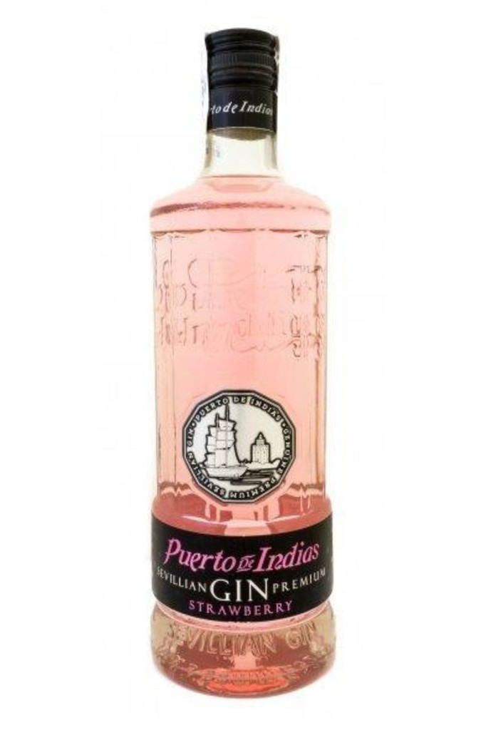 vibrantly fruit-forward Spanish gin