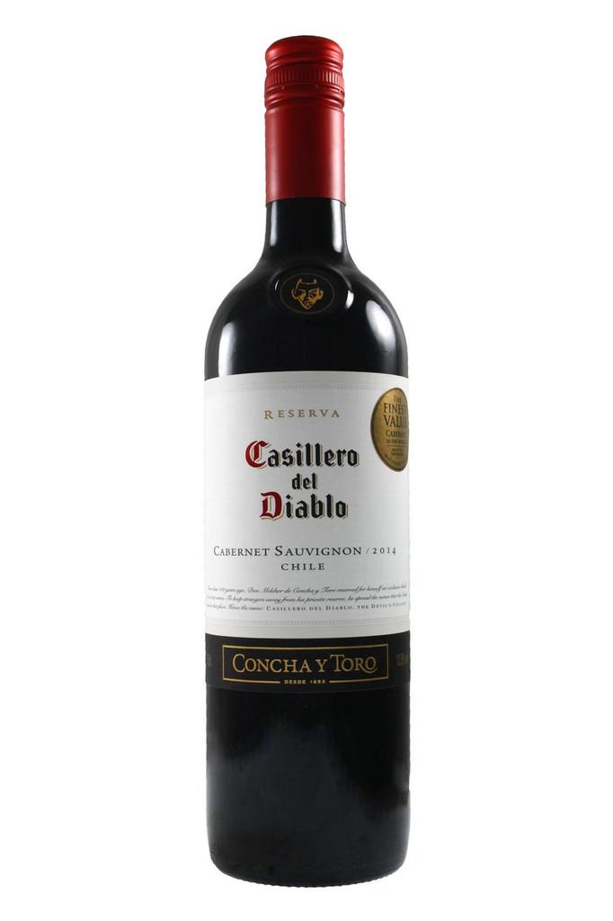 Casillero Del Diablo Cabernet Sauvignon 2014