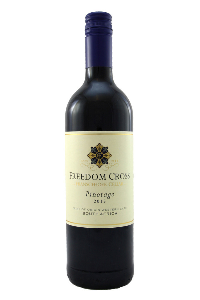 This Pinotage shows lovely violet notes over brambly fruit and typical sweet berry flavours.