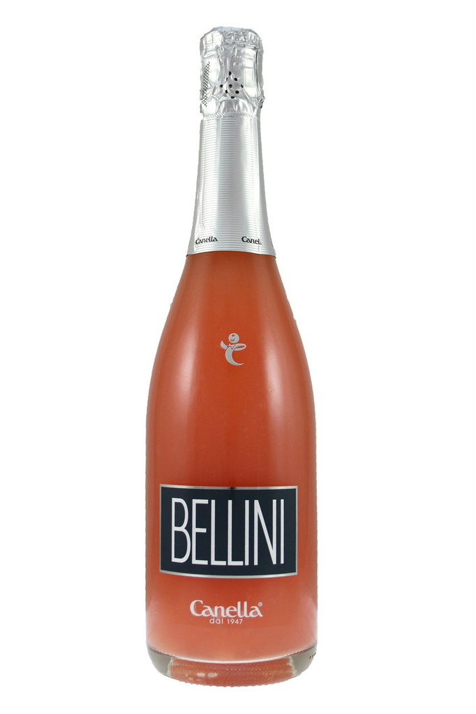Superb Prosecco, rare white peaches picked when perfectly ripe, carefully selected raspberries
