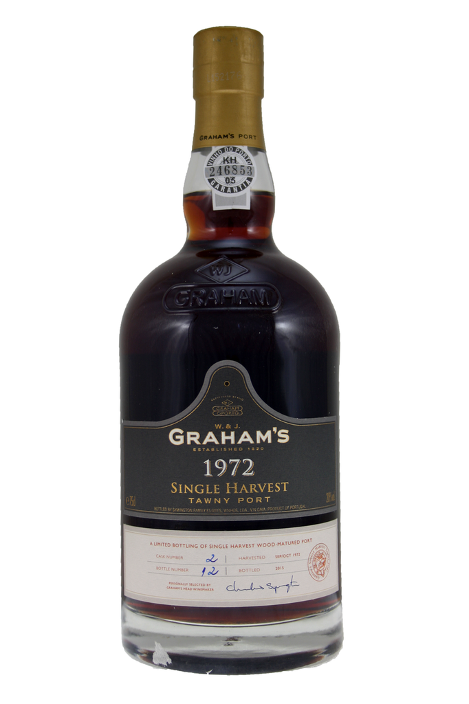 Grahams 1972 Colheita Single Harvest Tawny Port