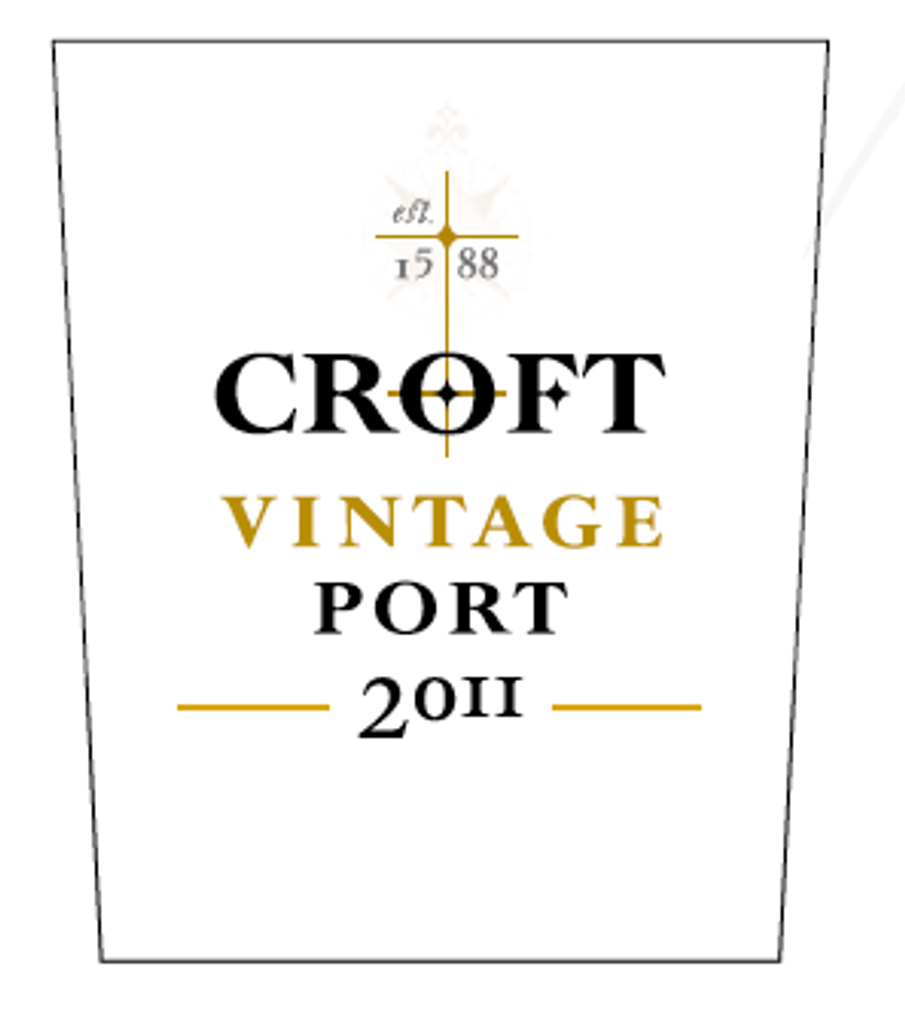 Croft 2007 Vintage Port