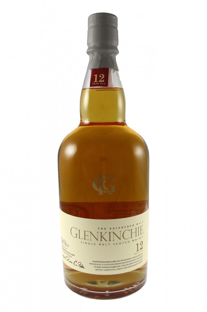 Glenkinchie 12 Year Old 43%