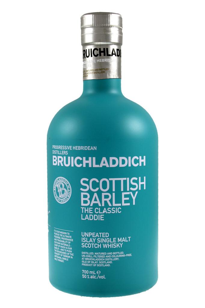 Unpeated Islay Single Malt Scotch Whiskey.