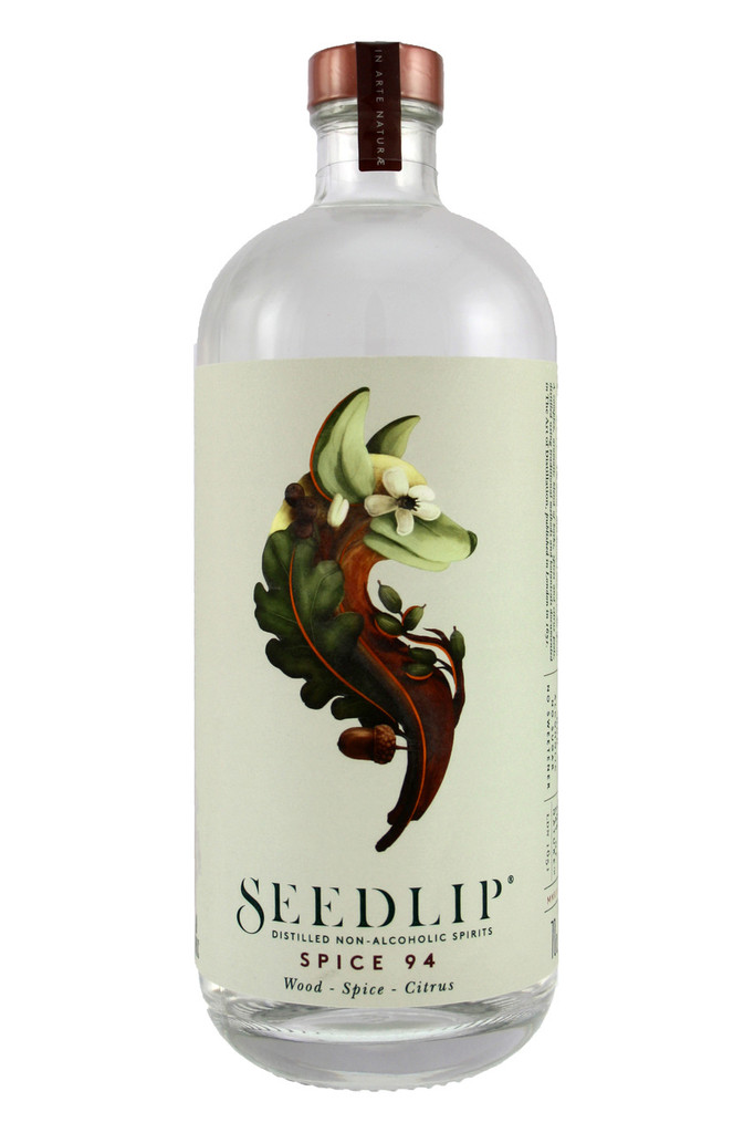 Distilled Non-Alcoholic Spirit
