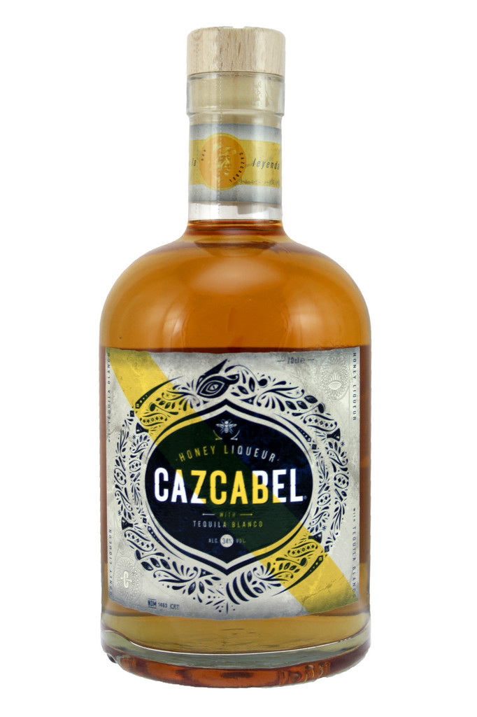 Cazcabel Honey Tequila Liqueur